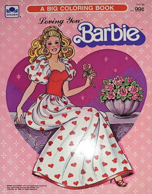 Barbie Loving You