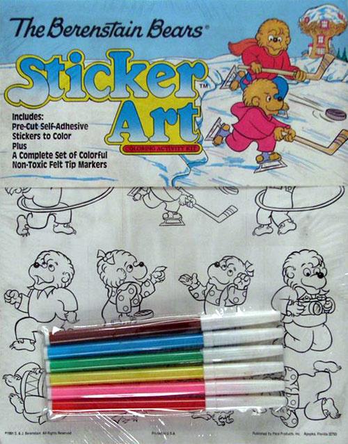 RetroReprints - The world\'s one true coloring book archive!
