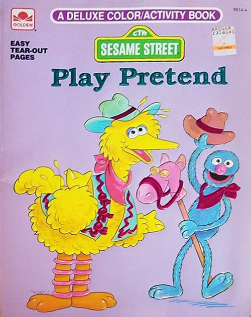 Sesame Street Play Pretend