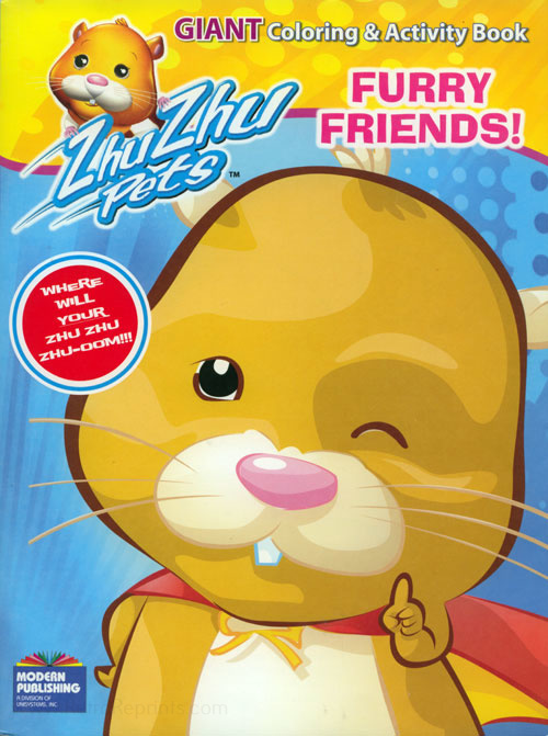 ZhuZhu Pets Furry Friends!