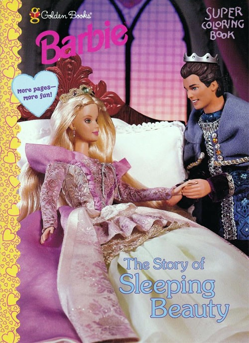 Barbie The Story of Sleeping Beauty