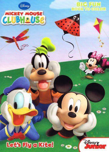 Mickey Mouse Clubhouse Let's Fly a Kite!
