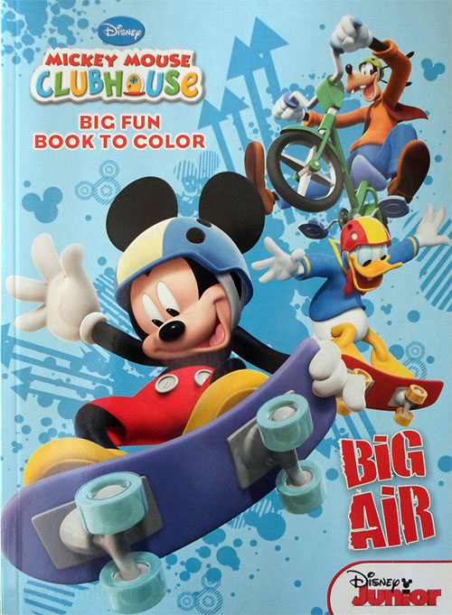 Mickey Mouse Clubhouse Big Air