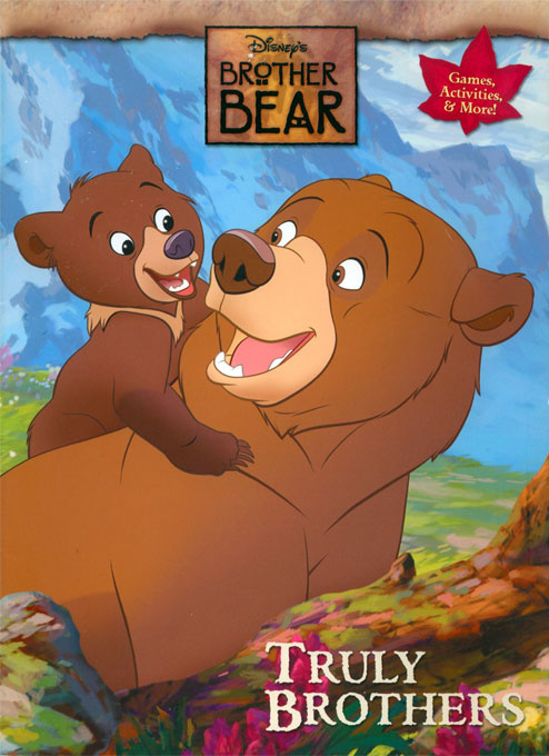 Brother Bear Truly Brothers