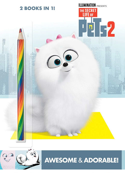 Secret Life of Pets 2, The  Awesome & Adorable!