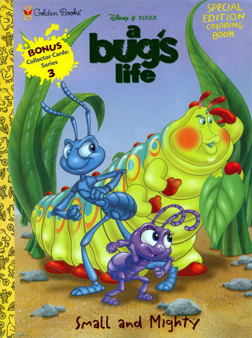 A Bug's Life Small and Mighty