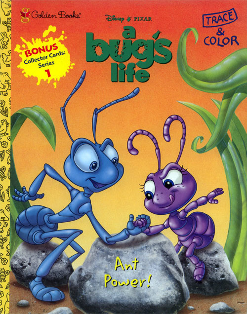 A Bug's Life Ant Power