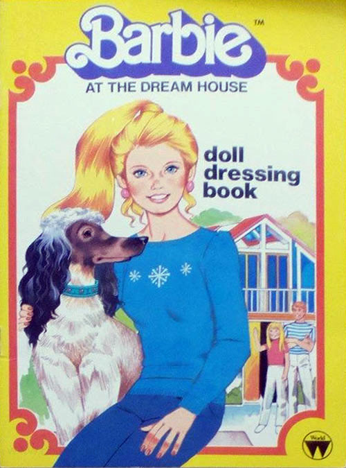Barbie At the Dream House