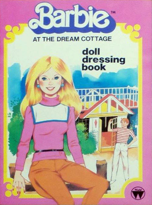 Barbie At the Dream Cottage