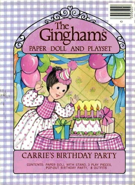 Ginghams, The Carrie's Birthday Party