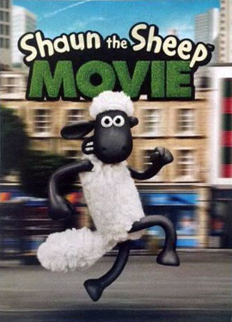 Shaun the Sheep Coloring Book