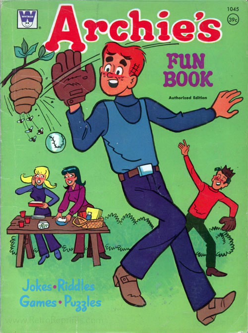 Archies, The Fun Book
