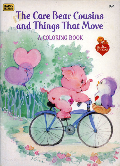 Care Bears Family, The Things That Move