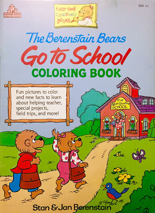 Berenstain Bears, The Go to School