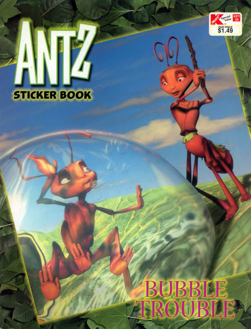 Antz Bubble Trouble