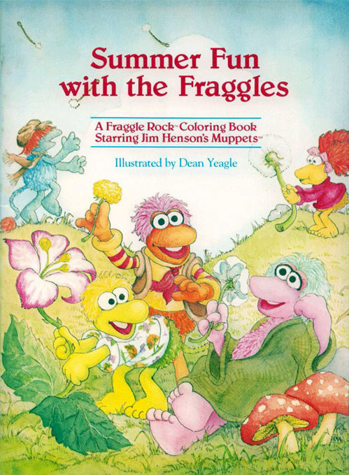Fraggle Rock, Jim Henson's Summer Fun