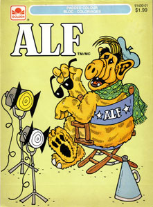 Alf: The Animated Series Padded Colour