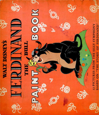 Ferdinand the Bull (1938) Whitman