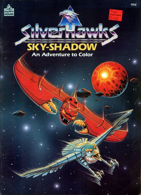 SilverHawks Sky-Shadow