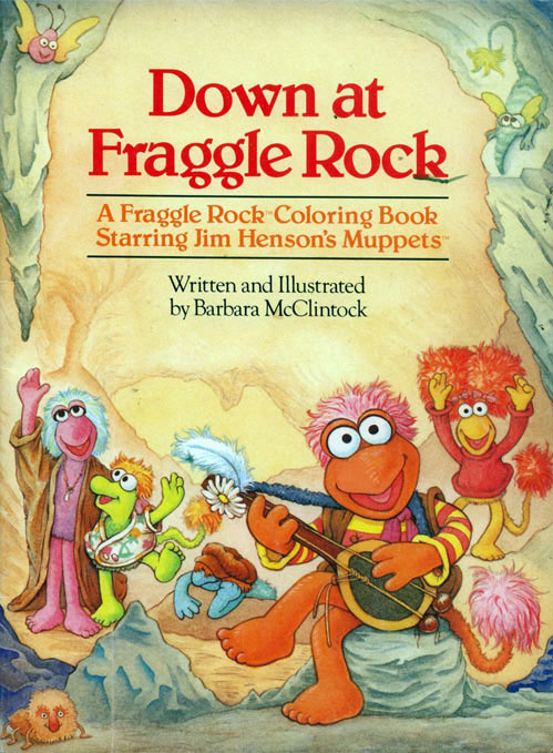 Fraggle Rock, Jim Henson's Down at Fraggle Rock