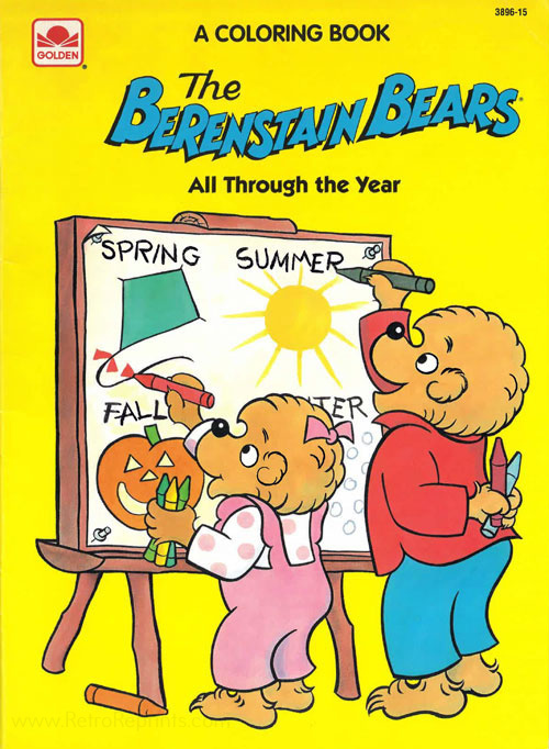 Berenstain Bears, The All Through the Year