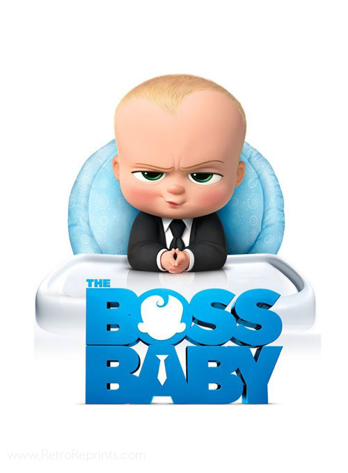 Boss Baby, The Various Images