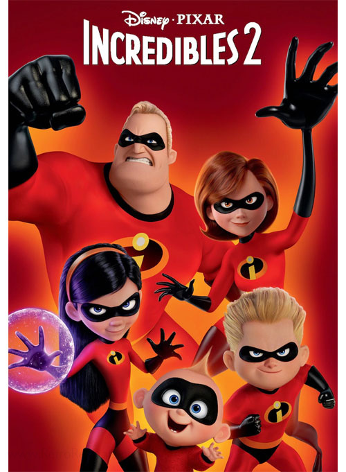 Incredibles 2, The 	 Various Images