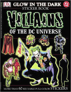 DC Super Heroes Villains of the DC Universe