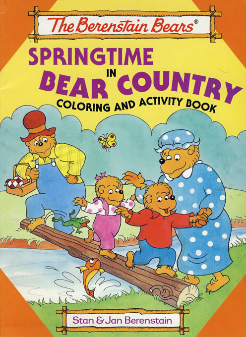 Berenstain Bears, The Springtime in Bear Country
