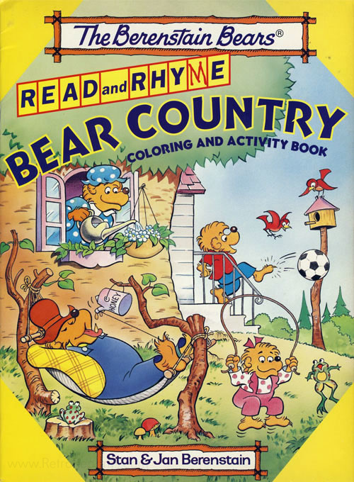 Berenstain Bears, The Read and Rhyme: Bear Country