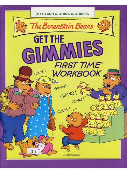 Berenstain Bears, The Get the Gimmies