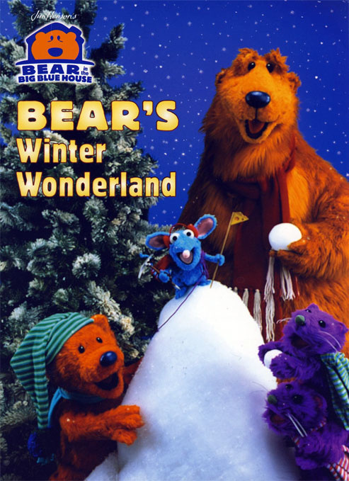 Bear in the Big Blue House Winter Wonderland