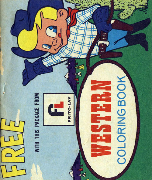 Commercial Characters Frito Kid: Western