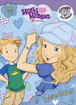 Holly Hobbie and Friends Fashion Seasons