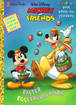 Mickey Mouse and Friends Easter Eggstravaganza