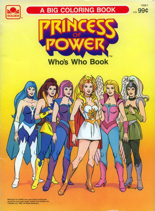 She-Ra: Princess of Power Who's Who