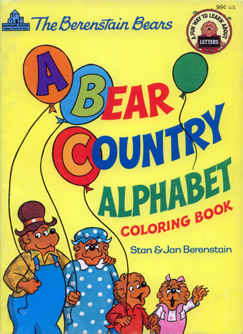 Berenstain Bears, The A Bear Country Alphabet