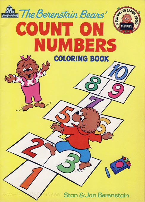 Berenstain Bears, The Count on Numbers