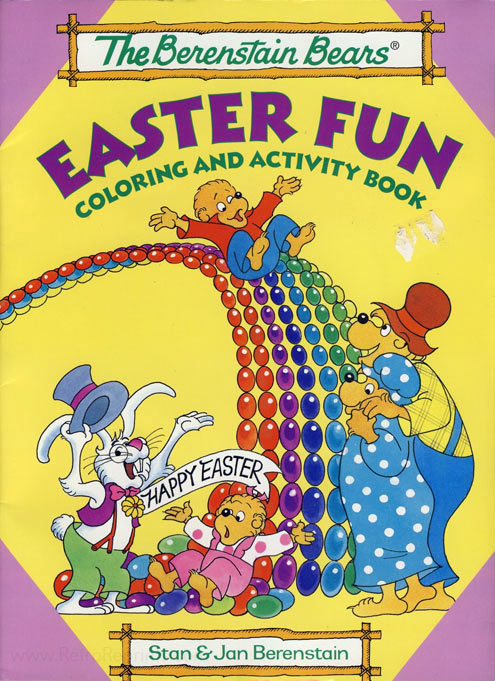 Berenstain Bears, The Easter Fun