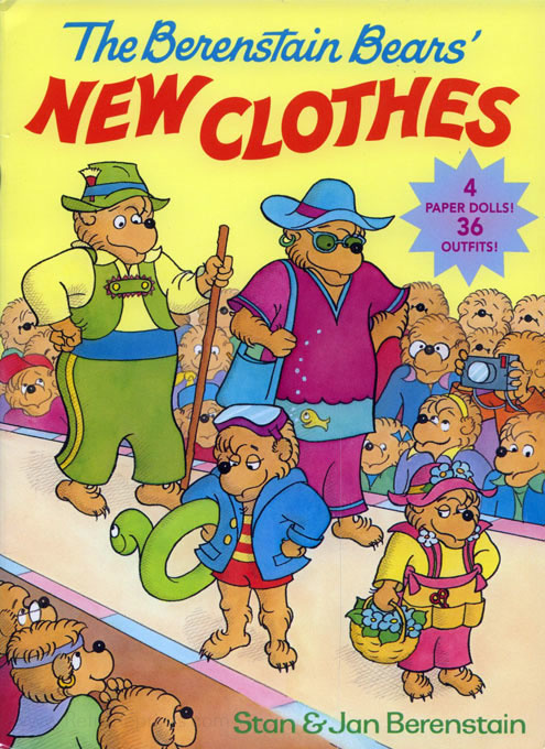 Berenstain Bears, The New Clothes