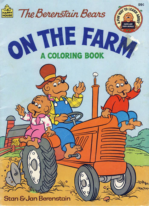 Berenstain Bears, The On the Farm