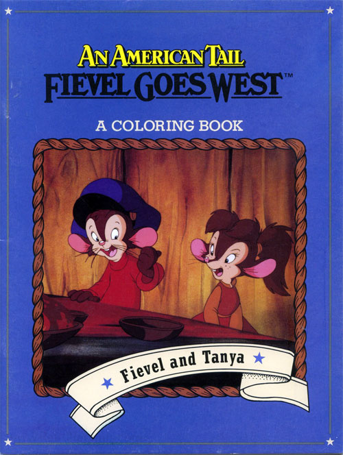 Fievel and Tanya