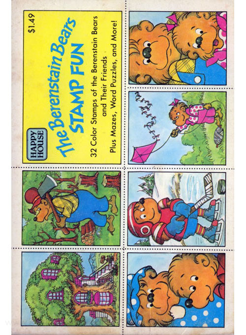 Berenstain Bears, The Stamp Fun