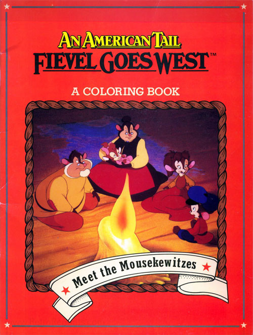 American Tail: Fievel Goes West Meet the Mousekewitzes