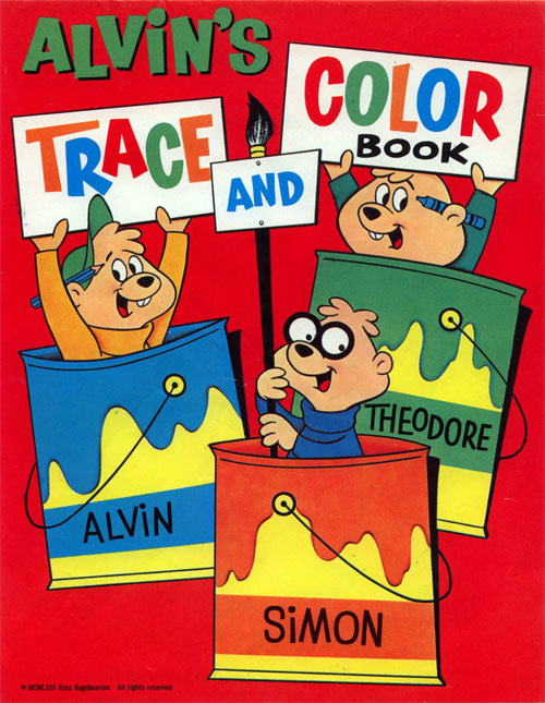 Alvin Show, The Trace and Color
