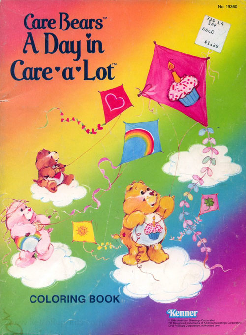 Care Bears A Day in Care-a-Lot