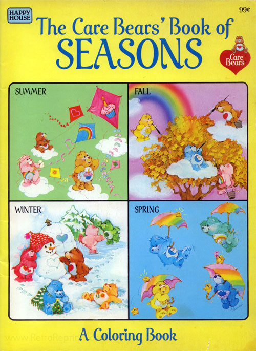 Care Bears Seasons