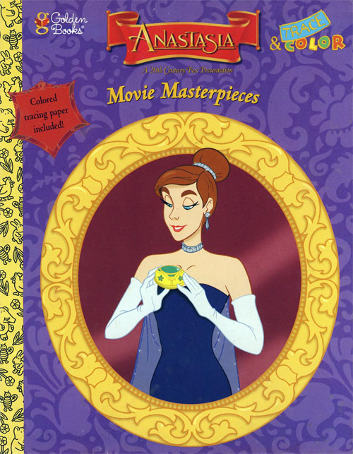 Anastasia Movie Masterpieces