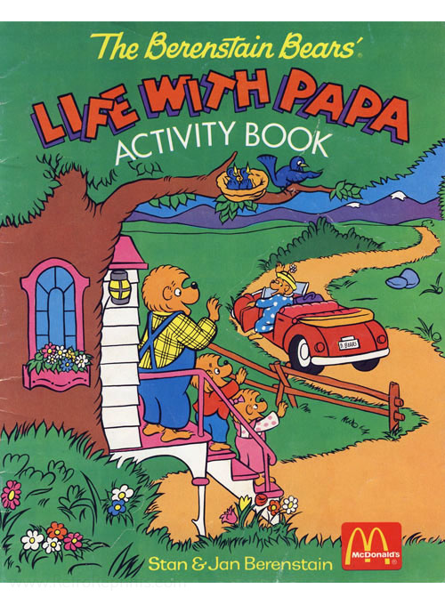 Berenstain Bears, The Life with Papa
