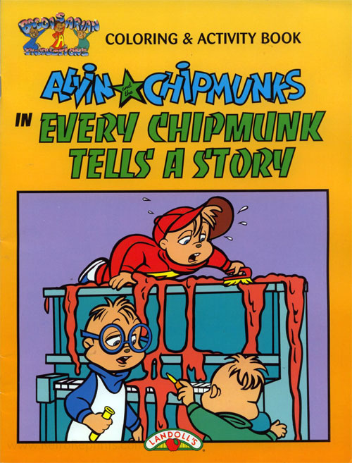 Alvin and the Chipmunks Every Chipmunk Tells a Story